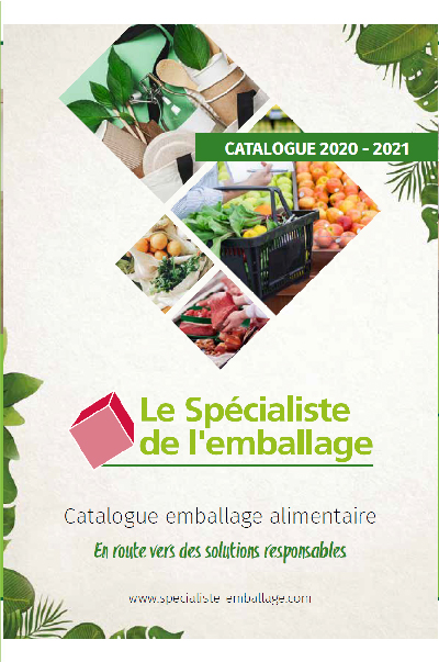 Catalogue emballage alimentaire